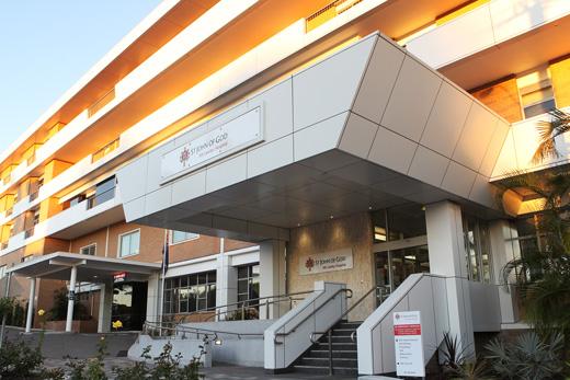 St John of God MtLawley Hospital